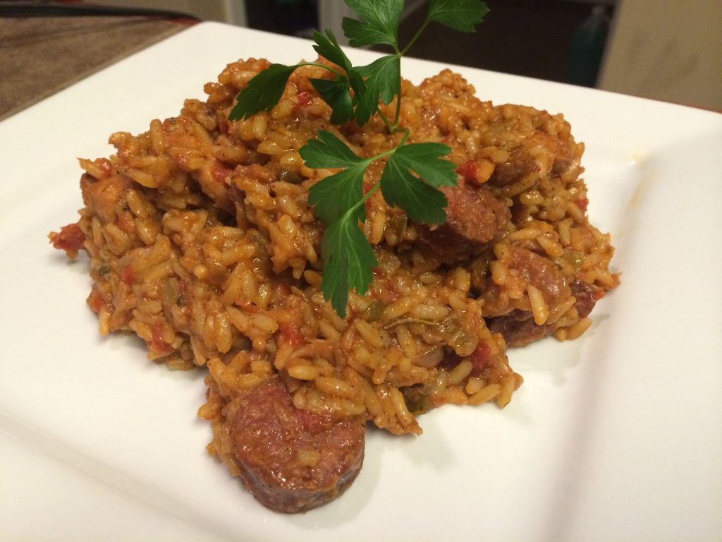 Guilty Gator Jambalaya