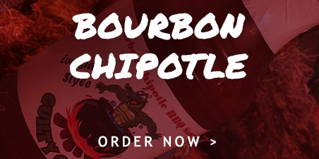 Bourbon Chipotle Guilty Gator BBQ Sauce