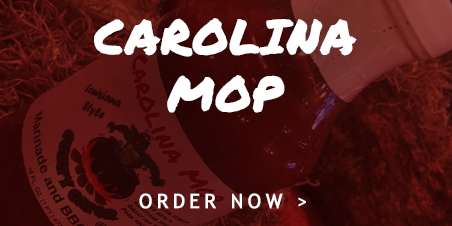 Carolina Mop Guilty Gator BBQ Sauce