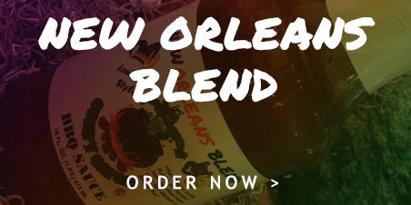 New Orleans Blend Guilty Gator BBQ Sauce