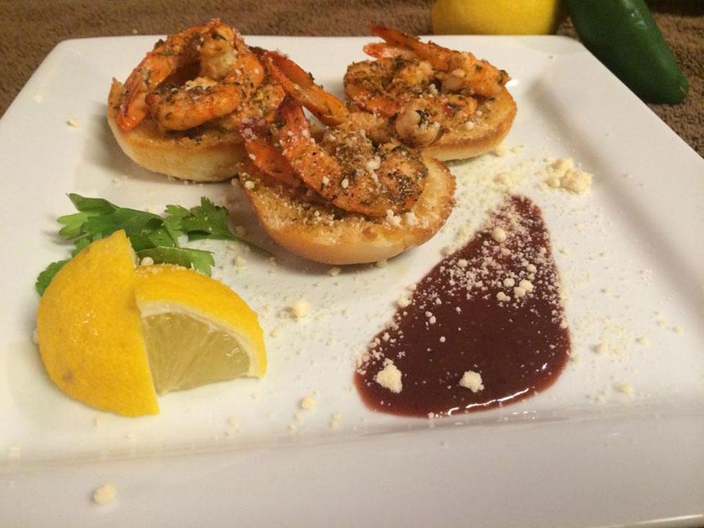 BBQ Shrimp (Louisiana Style) | Guilty Gator Recipes
