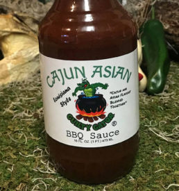 Cajun Asian Sauce | Guilty Gator