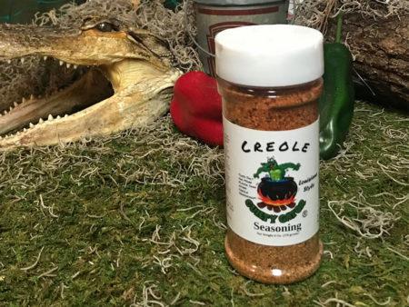 Creole Seasoning Blend | Guilty Gator