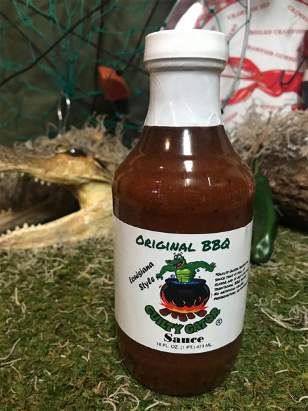 Guilty Gator Original BBQ Sauce