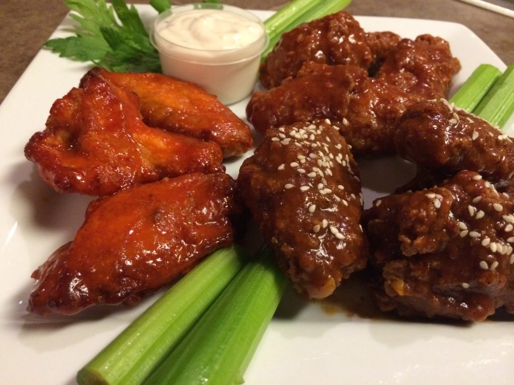 Guilty Gator Chicken Wings