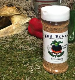 BBQ Blues Seasoning Blend | Guilty Gator