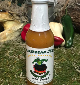 Caribbean Jerk Hot Sauce - Guilty Gator