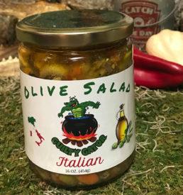 Olive Salad Salsa